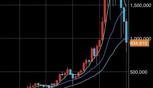「1月は暴落するから買わない」と思っていたのに仮想通貨を買ってしまった理由